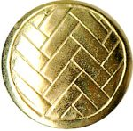 "13/16"" - Gold - Metal Shank Button-0"