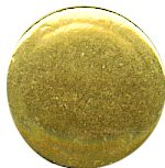 "1/2"" - Shiny Gold - Metal Shank Button-0"