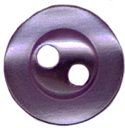 "7/16"" - Periwinkle - 2 Hole Button-0"