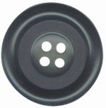 "15/16"" - Dark Grey - 4 Hole Buttons-0"
