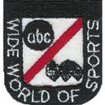 "2"" by 2 1/6"" Wide World Of Sports Patch-0"