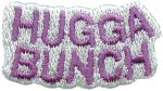 "1 1/2"" by 13/16"" Iron On Hugga Bunch Applique-0"