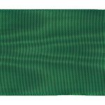 "3"" Green Moire Taffeta Ribbon-0"