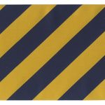 "4"" Diagonal Striped Taffeta Ribbon-0"