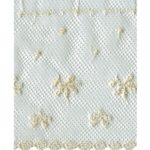 "3 1/4"" Ivory Netting Lace Trim-0"