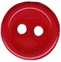 "7/16"" - Sweetberry - 2 Hole Button-0"