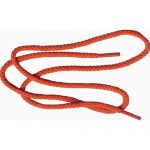 "29"" Orange Round Braided Shoe Lace/String-0"