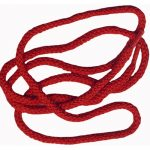 "39"" Red Braided Shoe Lace/String-0"