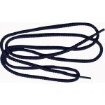 "50"" Navy Braided Shoe Lace/String-0"