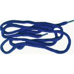 "45"" Royal Blue Soft Braided Shoe Lace/String-0"