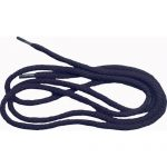 "49"" Navy Braided Shoe Lace/String-0"