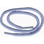 "13"" Blue Round Braided Shoe Lace/String-0"
