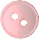 "7/16"" - 2 Hole - Pink Button-0"