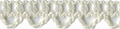 5/16'' Ivory Cotton Cluny Lace Trim-0