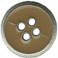 13/16'' - 4 Hole - Metal - Button-0
