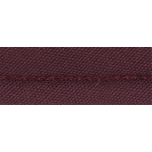 """3/8"""" - 10mm Burgundy Piping with 3/8"""" - 10mm Lip"""