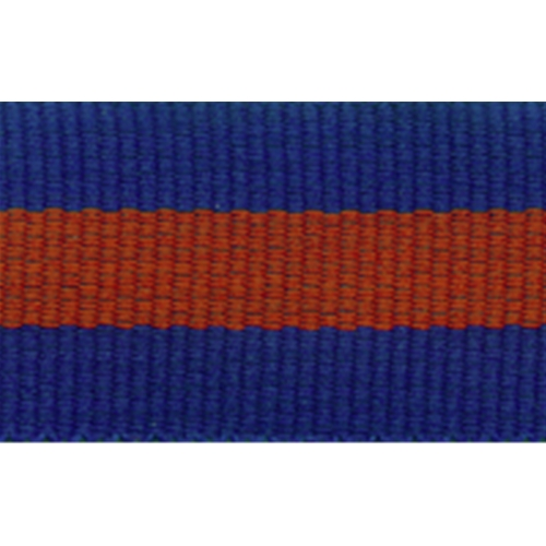 "1 1/4"" Royal Blue/Red Strapping. Strapping"