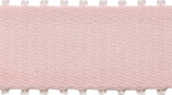 """3/4"""" Bra Strapping with Picot - Plum Wine, Rose Pink"""