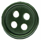 3/8'' - 4 Hole - Button3/8'' - 4 Hole - Button 4 hole button