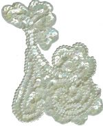 5 1/4'' by 6'' Beaded & Sequined Applique - White5 1/4'' by 6'' Beaded & Sequined Applique - White animal appliqués/patches, appliques, beaded sequin appliques, cheep trims appliques, Craft Stores, emblem patches, etsy venice lace appliqués, Eyelet lace appliqués, hobby lobby, Iron on appliques, Iron on appliqués or patches, iron on patches, jo ann fabric stores, JOANN Fabric, lace iron on patches, lace patches for jeans, metallic appliques, nautical patches, netting appliqués, novelty patches, organza appliqués, Patches, sew on appliqués, sew on patches, Venice Lace Appliques, wedding lace appliques.beaded lace appliques.cheeptrims patches