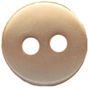 7/16'' - Copper - 2 Hole Button7/16'' - Copper - 2 Hole Button 2 hole button