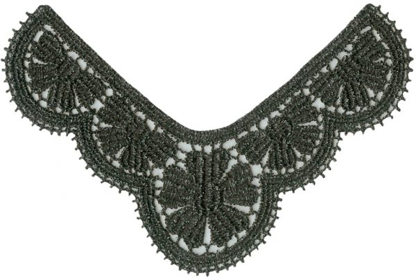 5 1/8'' by 3 1/4'' Metallic Black Venice  Applique animal appliqués/patches, appliques, Beaded Butterfly Appliques, beaded sequin appliques, bear patches, cheep trims appliques, christmas patches, Craft Stores, easter egg appliques, emblem patches, etsy venice lace appliqués, Eyelet lace appliqués, hobby lobby, Iron on appliques, Iron on appliqués or patches, iron on butterfly patches, Iron on fish patches, iron on letters, iron on numbers, iron on patches, iron on satin patches, iron on words, jo ann fabric stores, JOANN Fabric, lace iron on patches, lace patches for jeans, metallic appliques, metallic venice lace applique, nautical patches, netting appliqués, novelty patches, organza appliqués, Patches, Sequin butterfly appliques, sew on appliqués, sew on patches, shoe laces, sport applique, sports patches, Venice Lace Appliques, wedding lace appliques.beaded lace appliques.cheeptrims patches, zippers