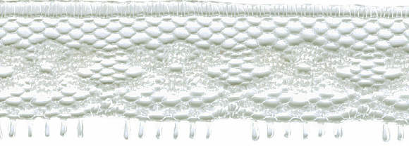 11/16'' Lace Trim - 5 Colors